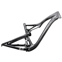 Load image into Gallery viewer, DCB F157 Pivot Mach Style Carbon Full Suspension Frame 27.5