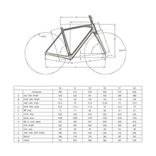 Load image into Gallery viewer, 700C DCB GRX700 Scott Addict Style Gravel/CX Frame.