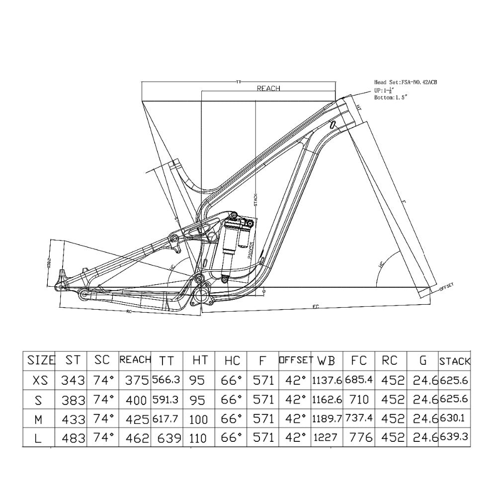 f 150 frame diagram dcb f150 trek slash style carbon full suspension frame 29er or 27 5  dcb f150 trek slash style carbon full