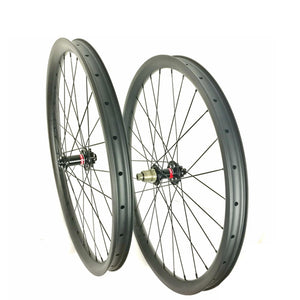 29er+ Plus DCB Carbon MTB Ultrawide Wheels Various Hubs