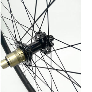 DCB 27.5 Carbon MTB Wheels XC/Trail or AM/Enduro with Bitex hubs