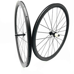 700c DCB Carbon CX or Road ENVE Style Rim Brake Wheels Powerway Hubs