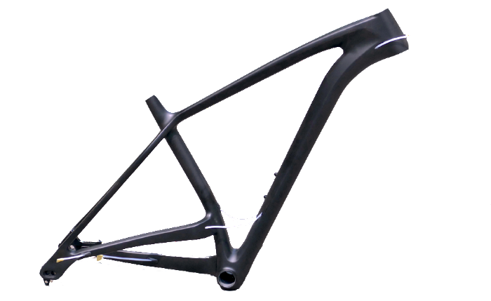 DCB PT29 Trek Stache Style Carbon MTB Plus Frame 29er, 29+, or 27.5+