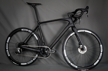 Load image into Gallery viewer, 700c DCB GRX700 Scott Addict Style Full Carbon Road, Gravel, and CX Complete Bike