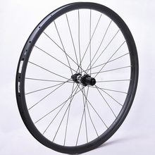 Load image into Gallery viewer, 27.5 Carbon MTB Wheels DT350 Front Wheel