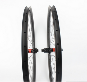 27.5er DCB Carbon MTB Wheels XC/Trail or AM/Enduro rims DT240 hubs