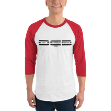 Load image into Gallery viewer, DCB 3/4 sleeve raglan shirt