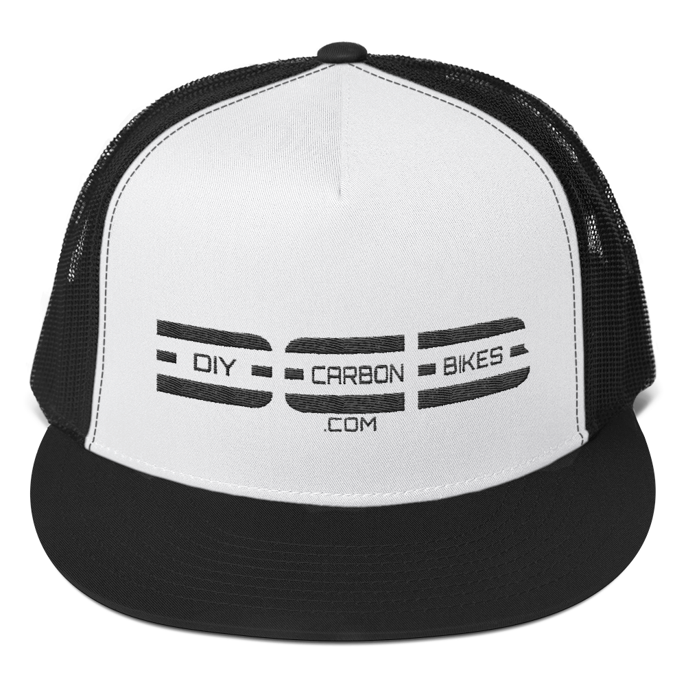 DCB 4 Panel Trucker Cap, multiple colors