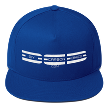 Load image into Gallery viewer, DCB Flat Bill 4 Panel Cap - Various Colors