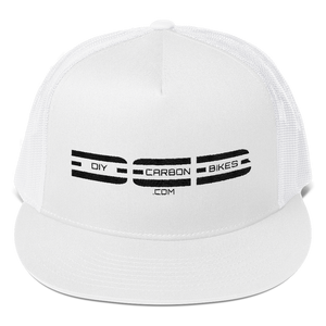DCB Flatt Bill Trucker Cap - Various Colors