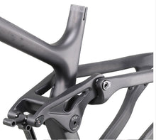 Load image into Gallery viewer, DCB F130 Trek Fuel Style Carbon Full Suspension Frame 29er or 27.5+