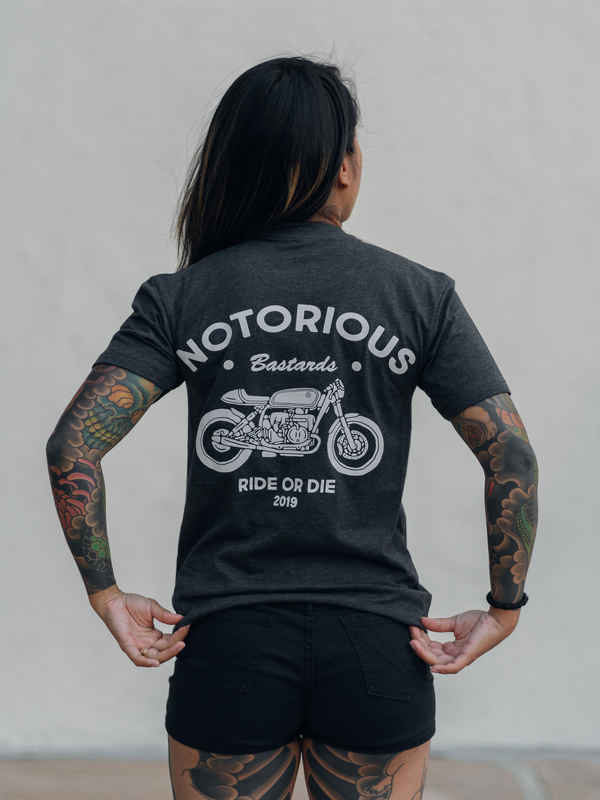 Ride Or Die Moto Unisex Shirt