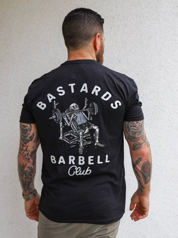 Bastards Barbell Club Unisex Tee