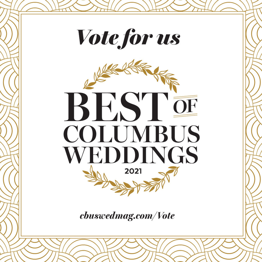 Vote for JesMarried Best of Columbus Weddings
