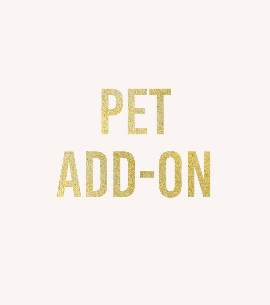 Pet Add-On