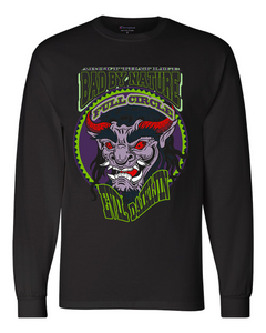 EVIL DAIKIJIN: MEN'S CHAMPION LONG SLEEVE SHIRT
