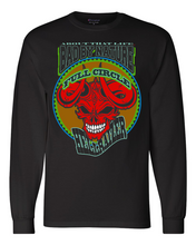 Load image into Gallery viewer, HELLRAIZER: MEN'S CHAMPION LONG SLEEVE SHIRT