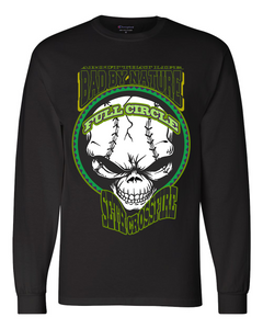 SETH CROSSFIRE: MEN'S CHAMPION LONG SLEEVE SHIRT