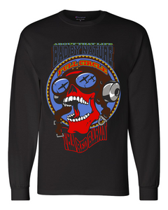 THA RED BARON: MEN'S CHAMPION LONG SLEEVE SHIRT