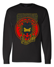 Load image into Gallery viewer, WARLORD ZULU: MEN'S CHAMPION LONG SLEEVE SHIRT