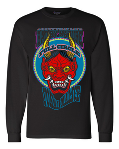 YOKAI MALICE: MEN'S CHAMPION LONG SLEEVE SHIRT