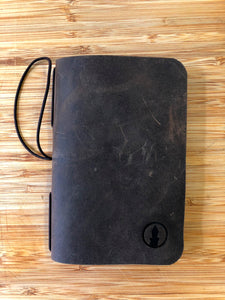 NEW!  Leather Notebook Cover 18084