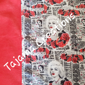 Marilyn - Sensory Pillowcases