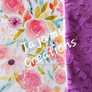 Floral/ Paisley - Sensory Pillowcases