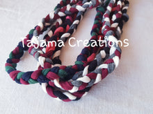 Fabric - Jersey Braided Necklace