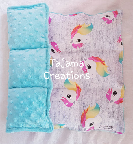 Unicorn 1.5kg SMALL size Weighted Lap Blanket - In Stock
