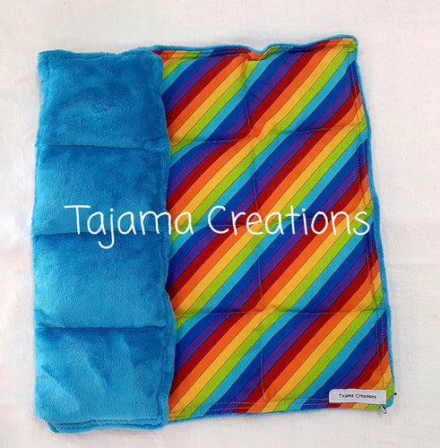 1.6kg small size Weighted Lap Blanket - In Stock