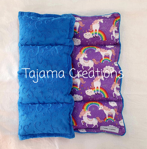 2.5kg Unicorn small size Weighted Lap Blanket
