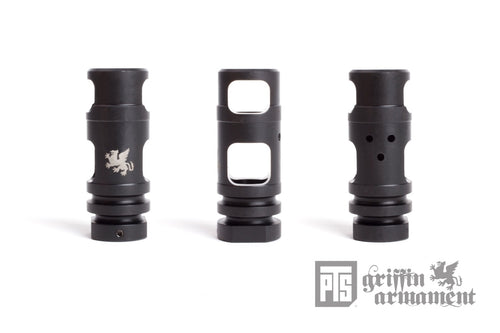 PTS GRIFFIN M4SD MUZZLE BRAKE (-14mm)