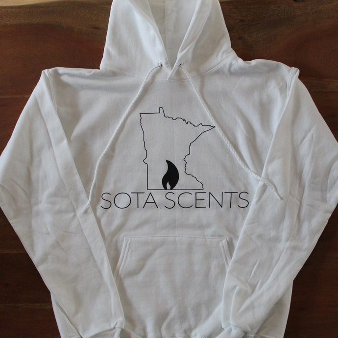 White Sota Scents Hoodie