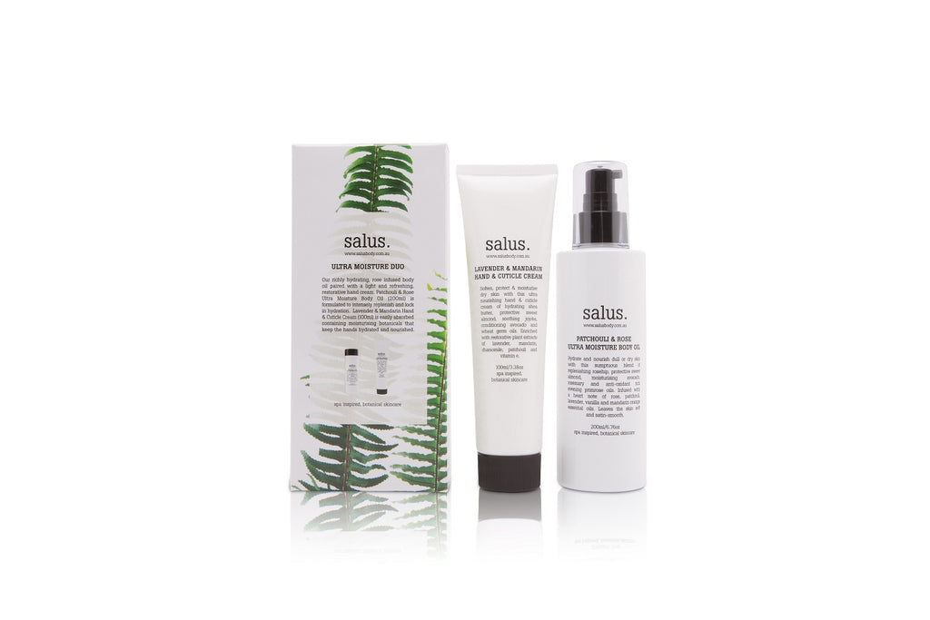 Salus Ultra Moisture Body Duo Set - 200ml