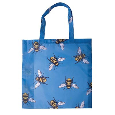 Bee Recycled Foldable Shopper