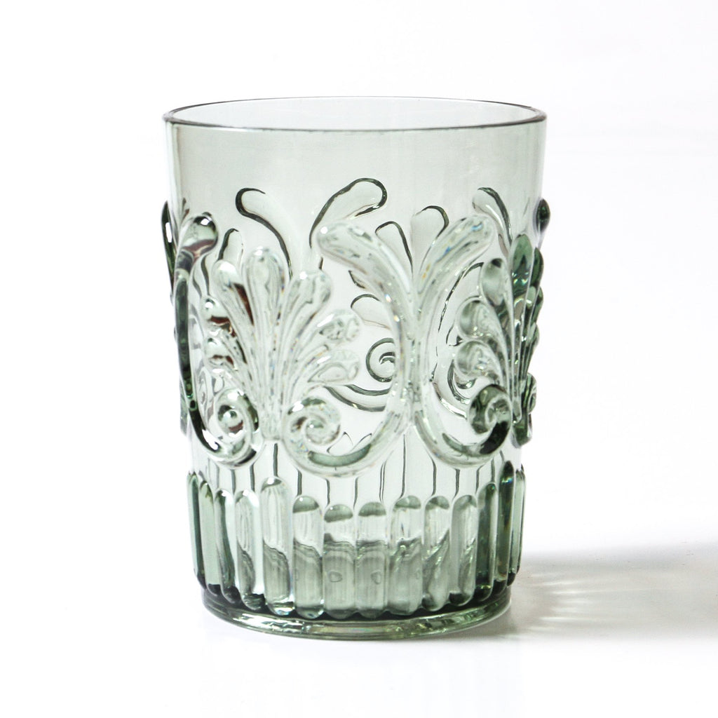 Flemington Arcylic Tumbler Green
