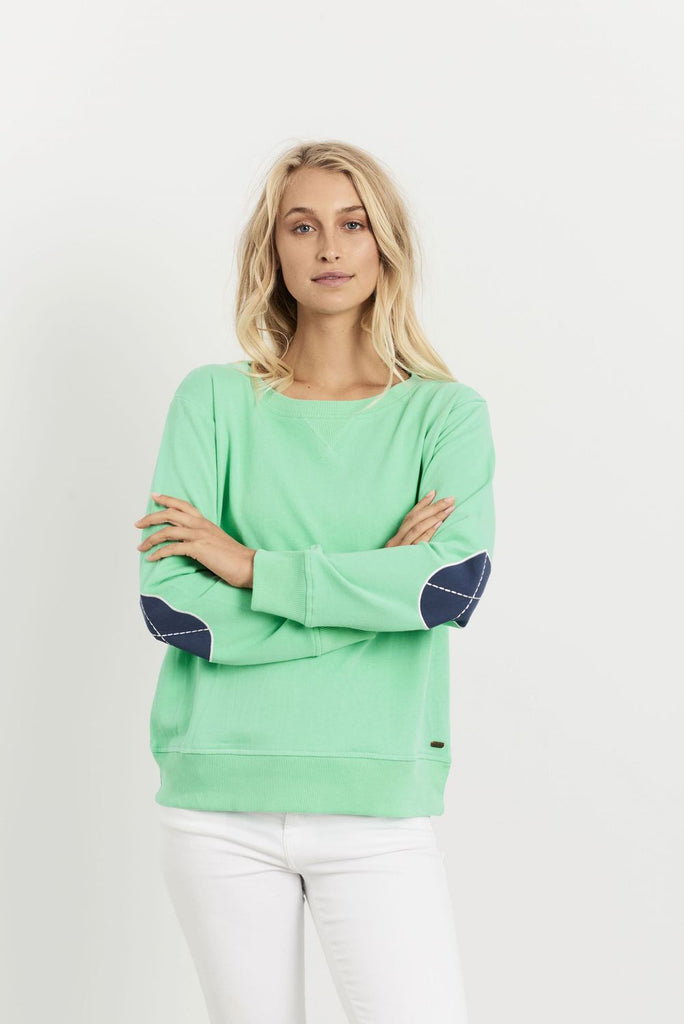 1971 Classic Apple Green/Old Navy Windcheater