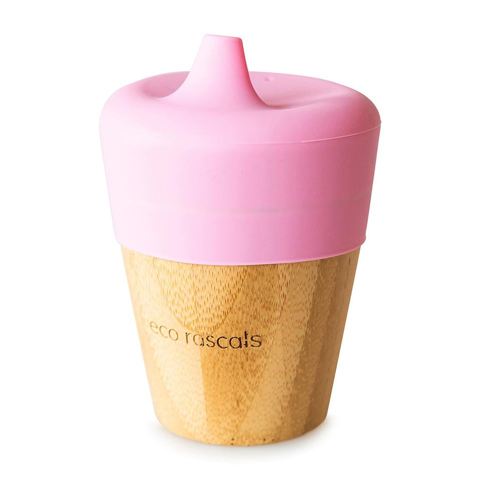 Eco Rascals Small Cup PINK
