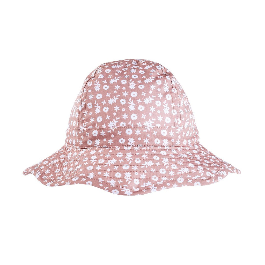 Acorn Sweet Pea Infant Hat