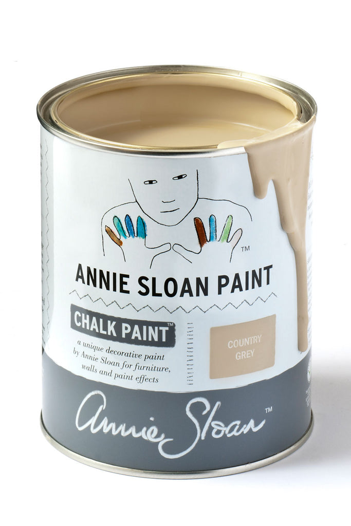 Annie Sloan Chalk Paint: Country Grey