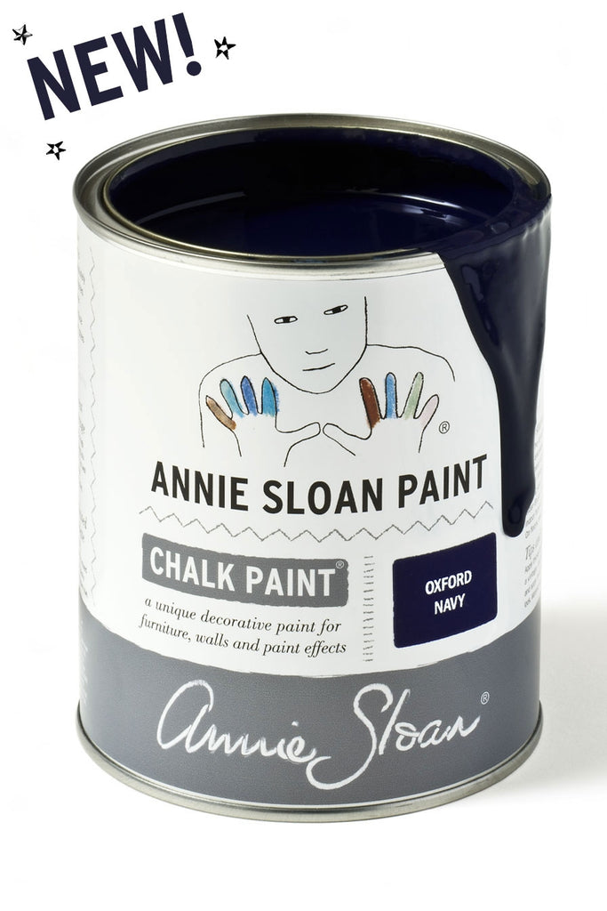 Annie Sloan Chalk Paint: Oxford Navy
