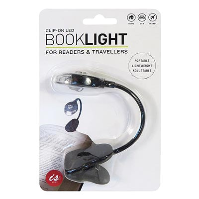 Clip On LED Book Light