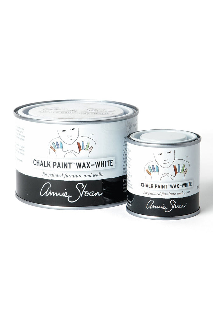 Annie Sloan Chalk Paint Wax White