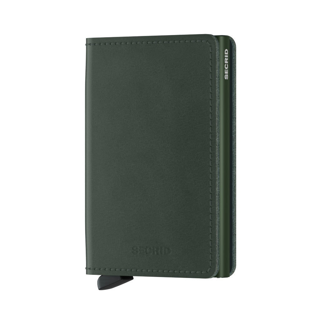 Secrid Silmwallet Green