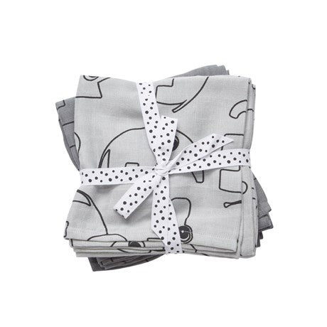 Done by Deer Swaddle 2 pack Contour