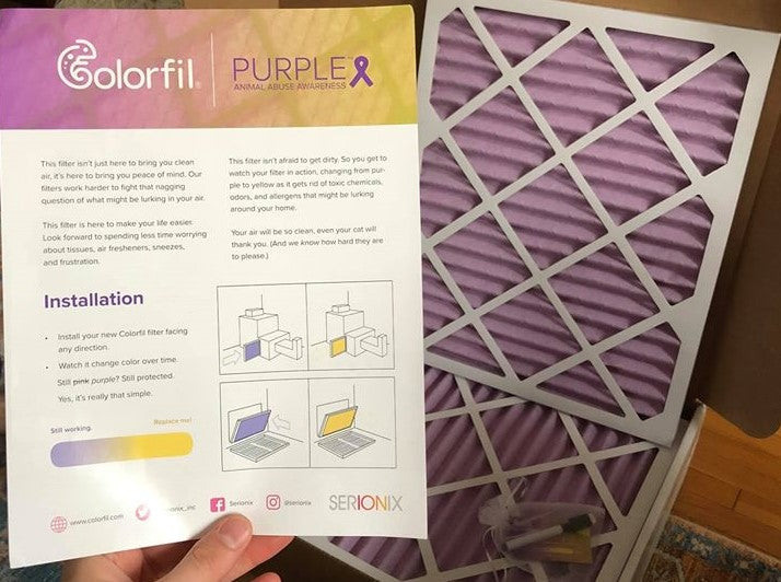 5 things everyone is saying about Colorfil air filters