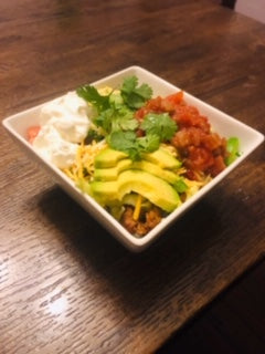 Lunch Rice Bowls (Gluten-free)-Only Available at Lunch