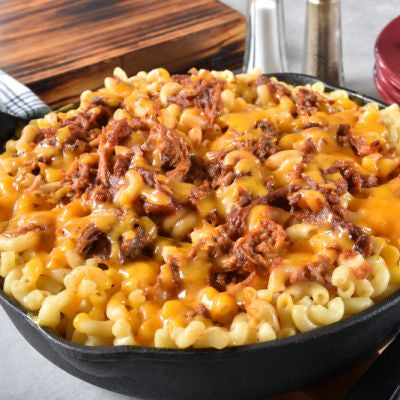 Super Bowl Mac n Cheese Family Meals