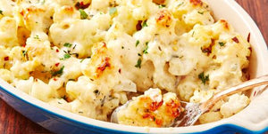 Cheesy Cauliflower Bake-Family-size